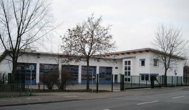 Feuerwehr Aschaffenburg-Damm