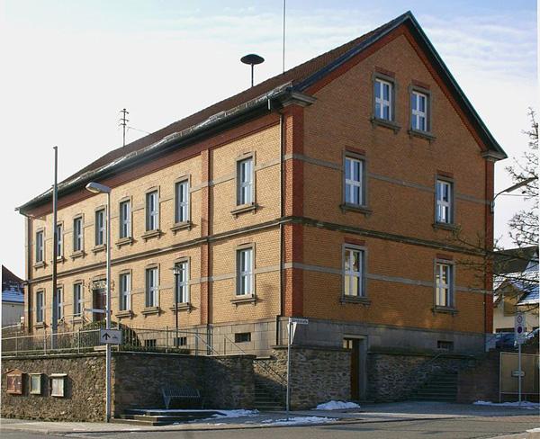 Sanierung und Erweiterung Rathaus Mömbris