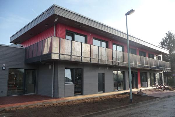 Neubau Schulkinderhaus Eschborn
