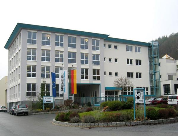 Verwaltungsgebäude Wenzel