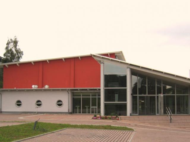 Sporthalle Westerngrund