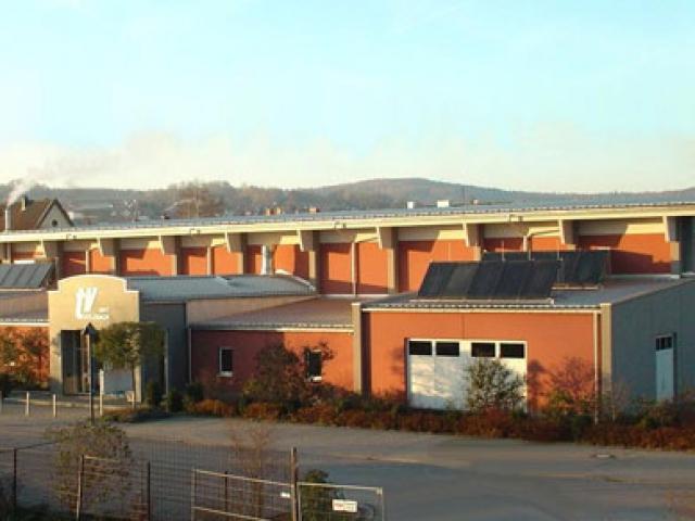 Sporthalle Goldbach